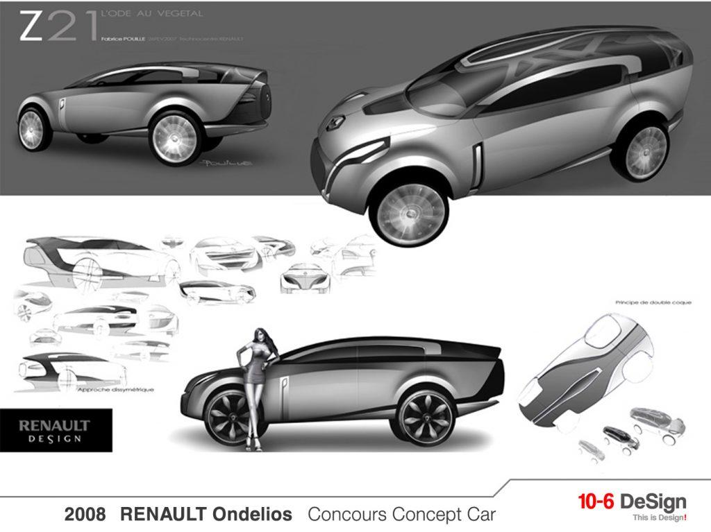 Renault Concept Ondelios 10 6 Design